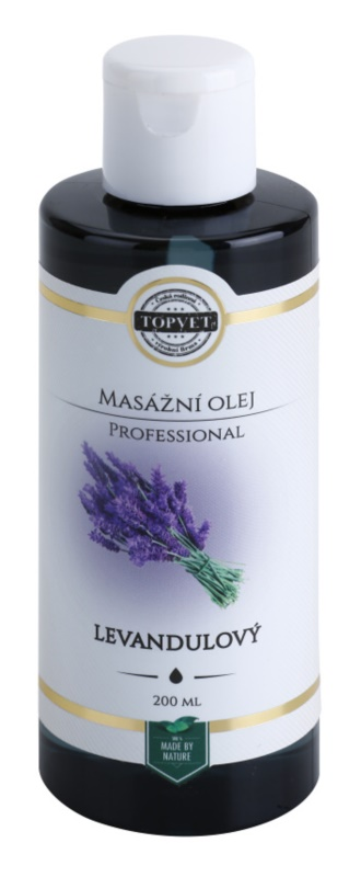 Topvet Professional Massageöl