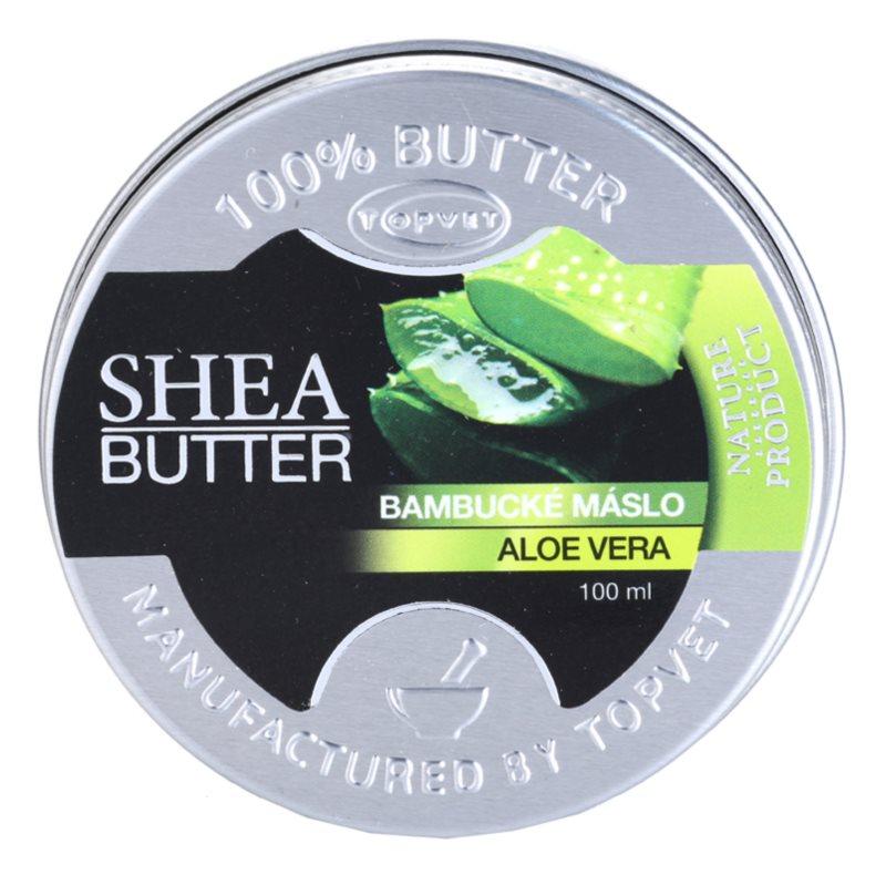 Topvet Shea Butter shea vaj aleo verával