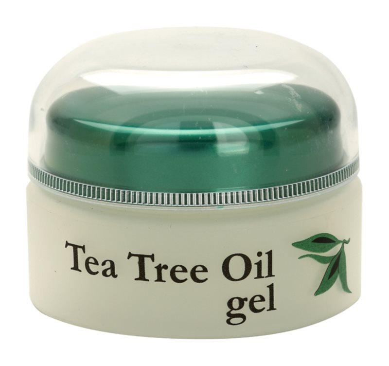 Topvet Tea Tree Oil gel pro problematickou pleť, akné