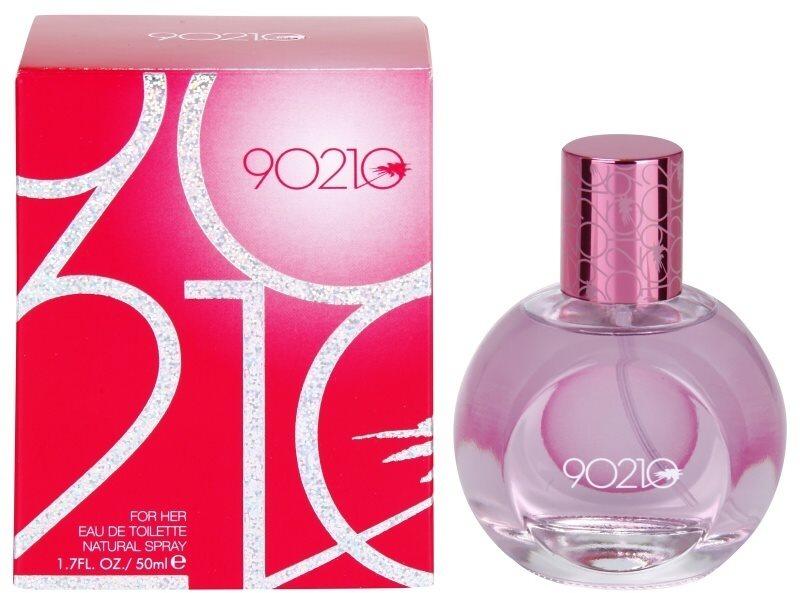 Torand Beverly Hills 90210 Tickled Pink woda toaletowa dla kobiet 50 ml