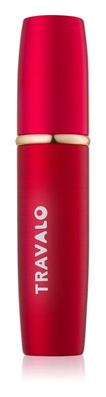 Travalo Lux plniteľný rozprašovač parfémov unisex 5 ml  Red