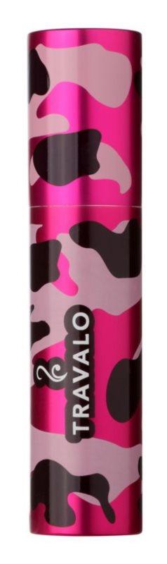 Travalo Classic Case Kunststoffhülle für nachfüllbaren Flakon  unisex    Camouflage Pink