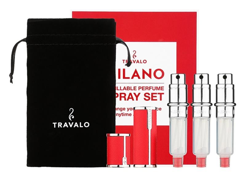 Travalo Milano ajándékszett I. Red