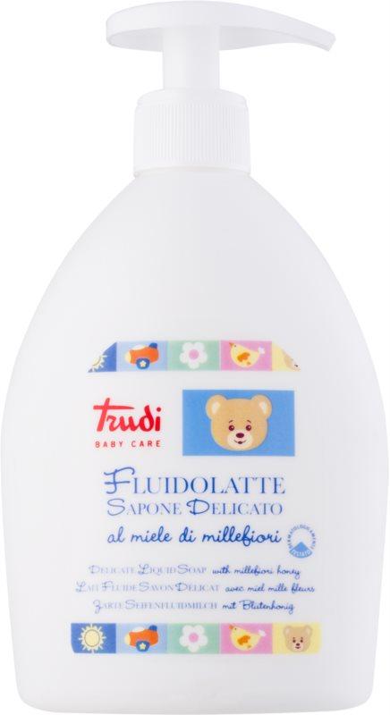 Trudi Baby Care săpun lichid delicat pentru copii, cu miere polifloră