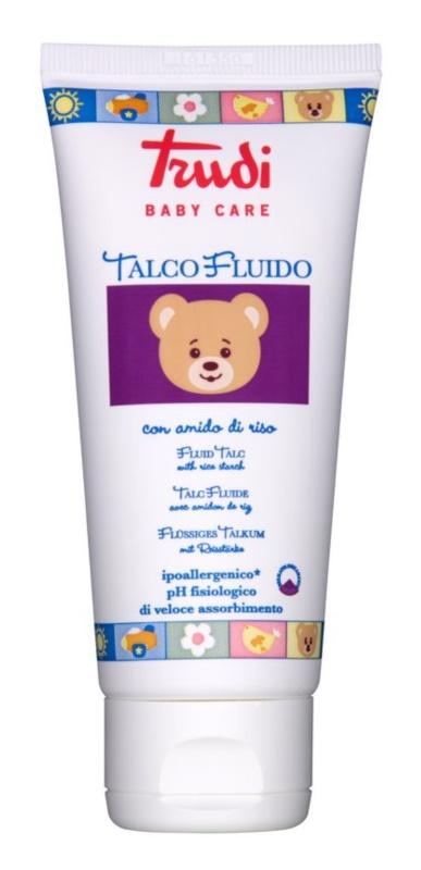 Trudi Baby Care дитяча мазь проти попрілостей шкіри з тальком
