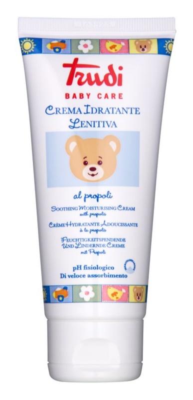Trudi Baby Care beruhigende feuchtigkeitsspendende Creme für Kinder mit Bienenharz