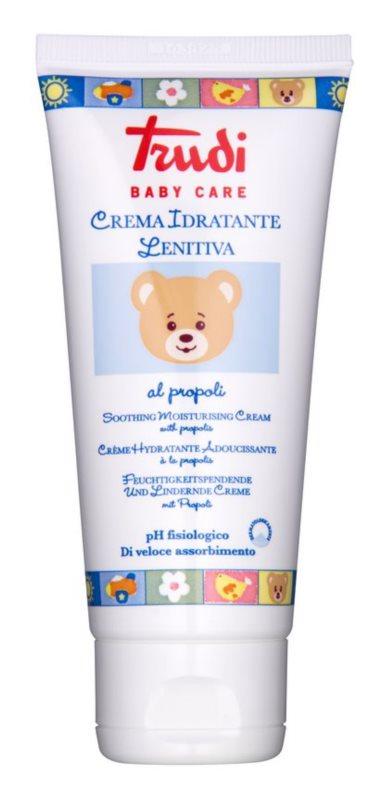 Trudi Baby Care dětský zklidňující hydratační krém s propolisem
