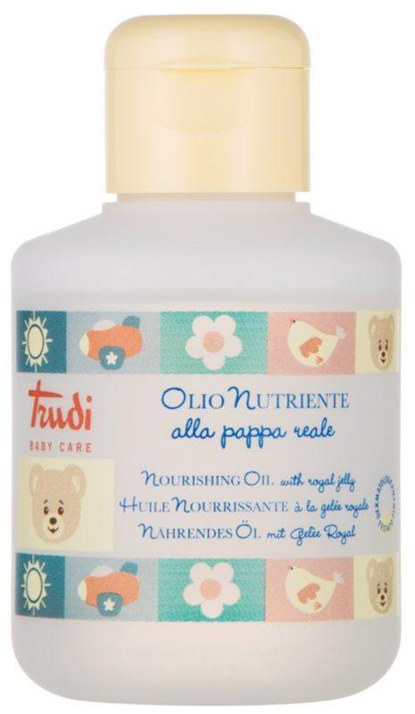 Trudi Baby Care výživný detský olej s materskou kašičkou