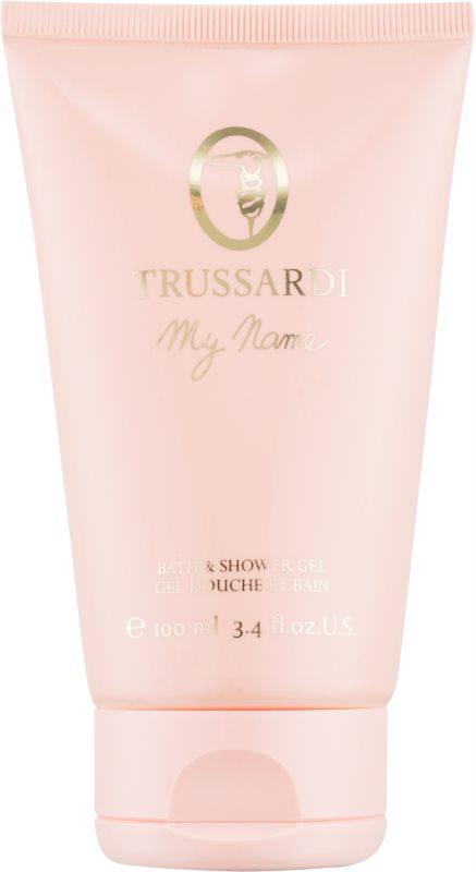 Trussardi My Name żel pod prysznic tester dla kobiet 100 ml