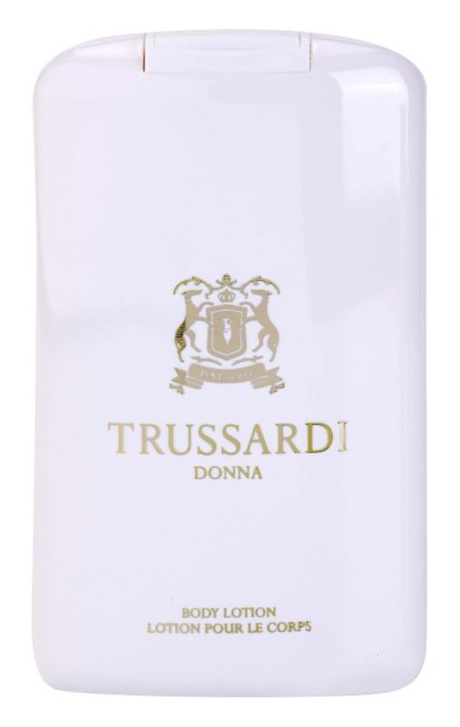 Trussardi Donna leite corporal para mulheres 200 ml