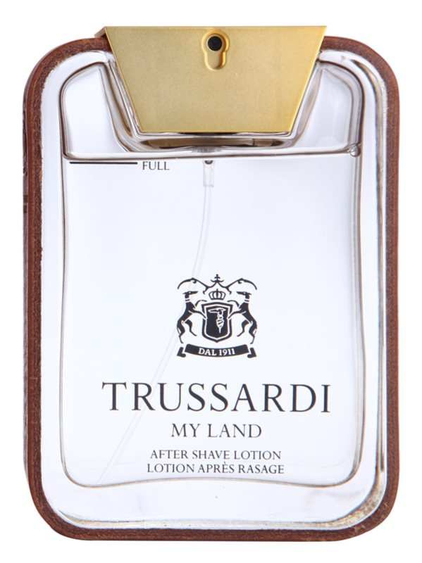 Trussardi My Land after shave para homens 100 ml