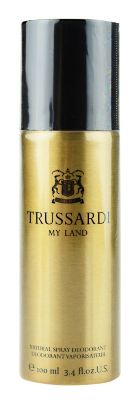 Trussardi My Land Deo Spray voor Mannen 100 ml