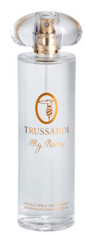 Trussardi My Name deospray pro ženy 100 ml