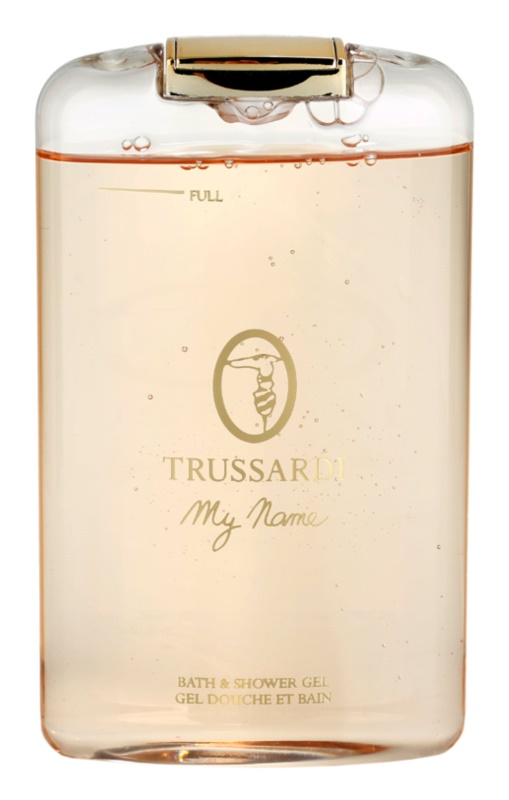 Trussardi My Name Shower Gel for Women 200 ml