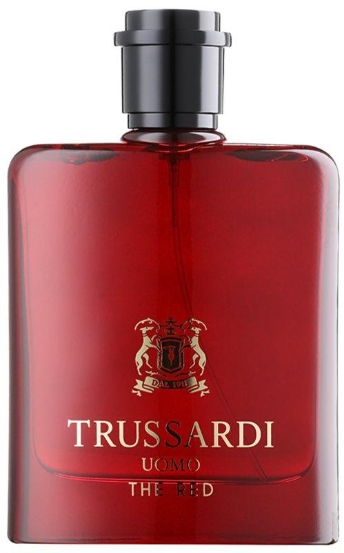 Trussardi Uomo The Red Eau de Toilette for Men 30 ml