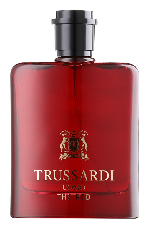 Trussardi Uomo The Red Eau de Toilette für Herren 30 ml
