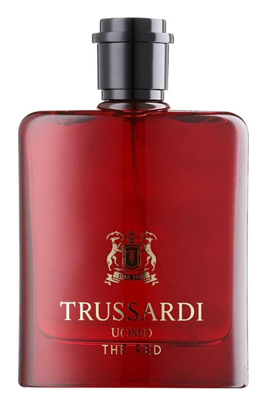 Trussardi Uomo The Red toaletní voda pro muže 30 ml