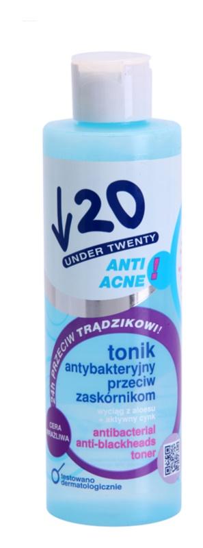 Under Twenty ANTI! ACNE toni