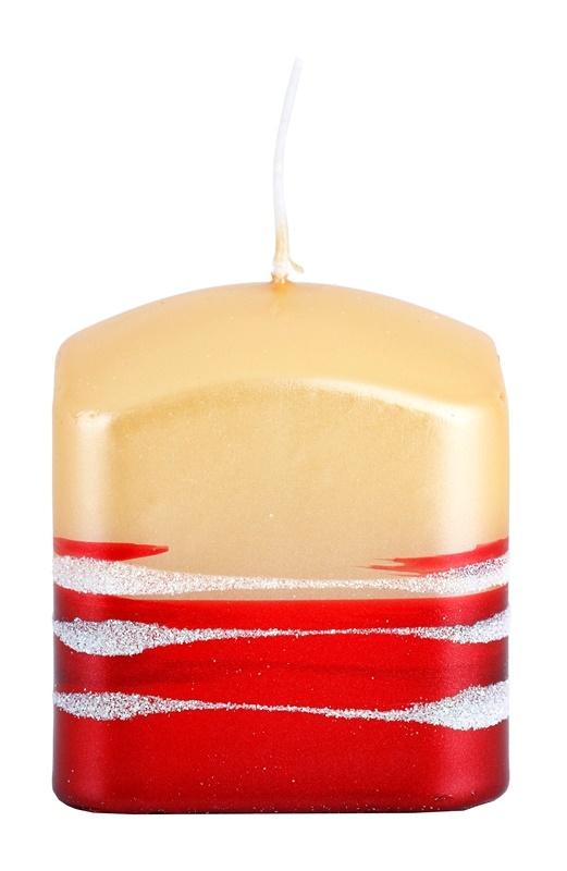 Unipar Tonnet Red-Copper Decorative Candle 175 g