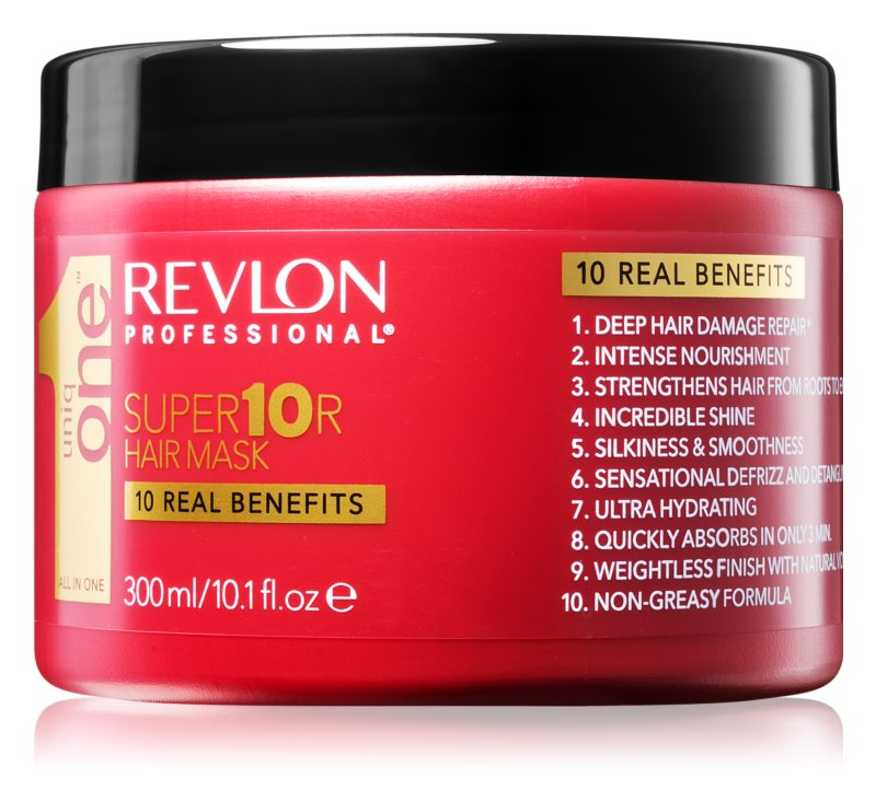Uniq One All In One Hair Treatment masque cheveux 10 en 1