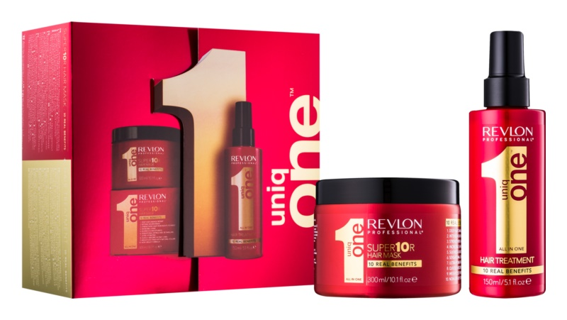 Uniq One All In One Hair Treatment Cosmetic Set IV.