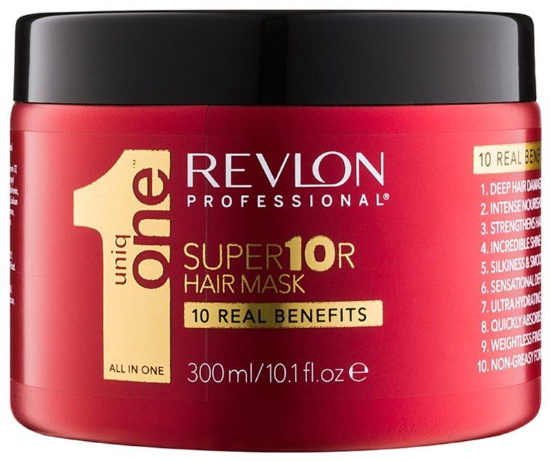 Uniq One All In One Hair Treatment hajmaszk 10 az 1-ben