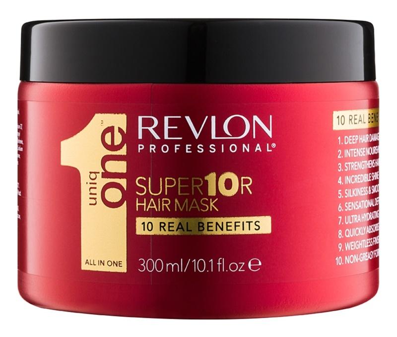 Uniq One All In One Hair Treatment mascarilla para cabello 10 en 1