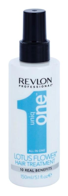 Uniq One All In One Lotus Flower Hair Treatment vlasová kúra 10 v 1