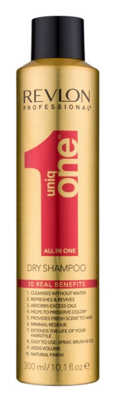 Uniq One All In One Hair Treatment suchý šampon
