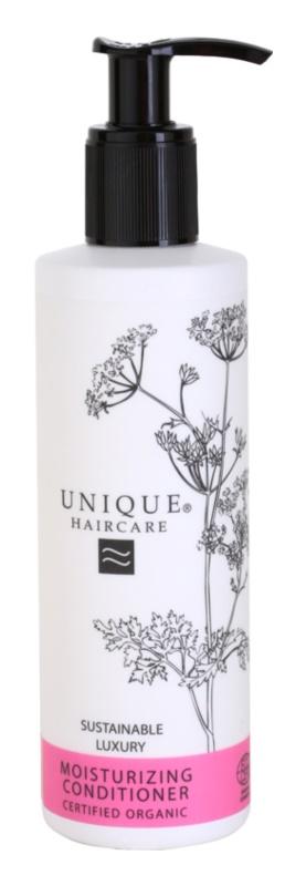 Unique Hair Care hydratační kondicionér pro suché a poškozené vlasy