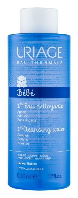 Uriage 1érs Soins Bébés sanftes Reinigungswasser Für Gesicht und Körper