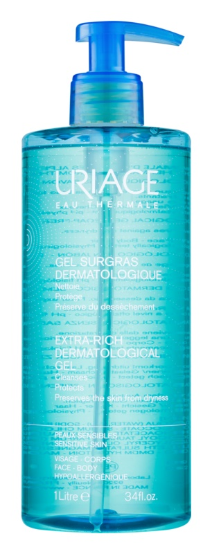 Uriage Hygiène Cleansing Gel For Face And Body