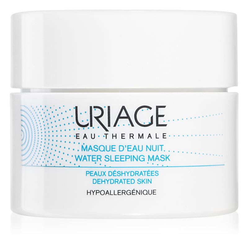 Uriage Eau Thermale Intensely Moisturising Face Mask