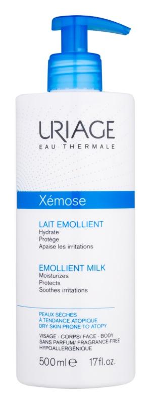 Uriage Xémose hidratáló testápoló tej