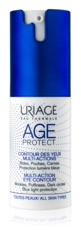 Uriage Age Protect multiaktivní omlazující krém na oči