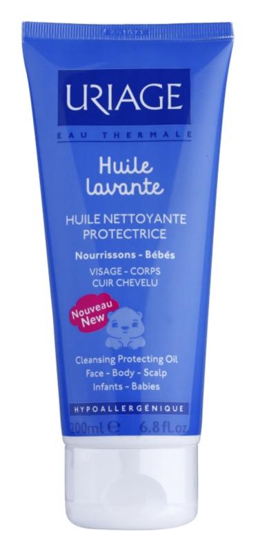 Uriage 1érs Soins Bébés Cleansing Oil for Face, Body and Scalp