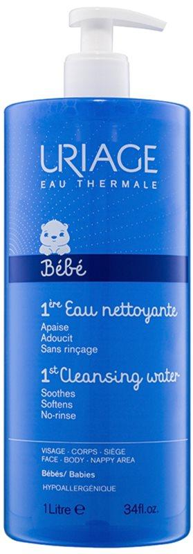Uriage 1érs Soins Bébés čisticí voda na tělo a obličej