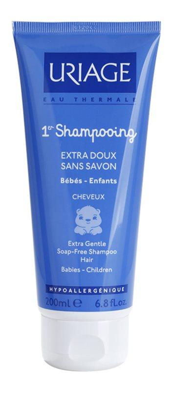 Uriage 1érs Soins Bébés Zachte Shampoo  voor het Haar
