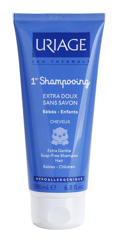 Uriage 1érs Soins Bébés м'який шампунь для волосся