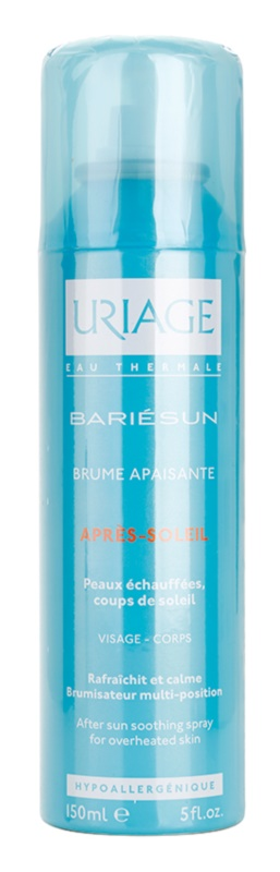 Uriage Bariésun Kalmerende Spray  After Sun