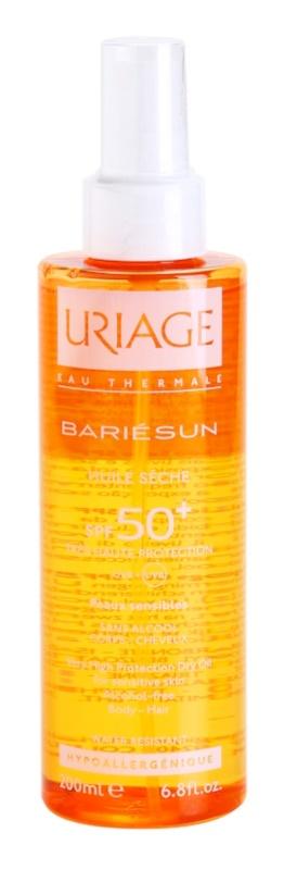 Uriage Bariésun suho olje za sončenje SPF 50+
