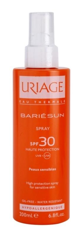 Uriage Bariésun sprej na opalování SPF 30