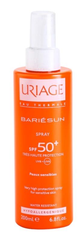 Uriage Bariésun спрей для засмаги SPF50+