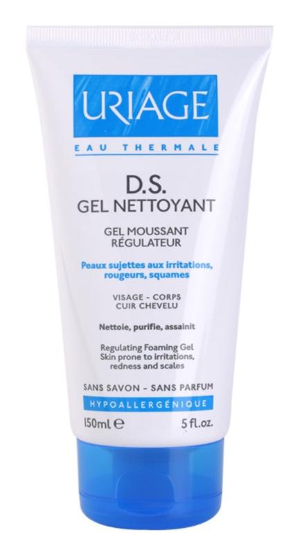 Uriage D.S. pomirjajoči gel za suho in srbečo kožo