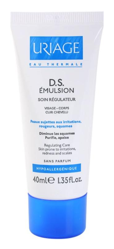 Uriage D.S. upokojujúca emulzia na seboroickú dermatitídu