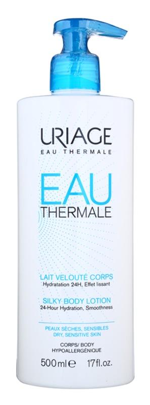 Uriage Eau Thermale hedvábné tělové mléko pro suchou a citlivou pokožku
