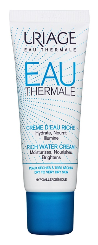 Uriage Eau Thermale krem odżywczo-nawilżający do skóry suchej i bardzo suchej