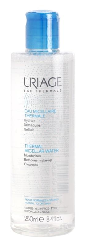 Uriage Eau Micellaire Thermale oczyszczający płyn micelarny do skóry normalnej i suchej