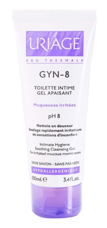Uriage Gyn- 8 гель для інтимної гігієни для подразненої шкіри