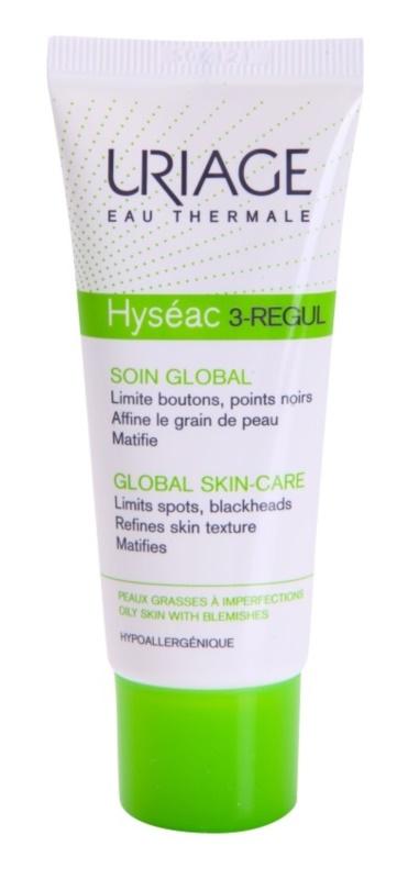 Uriage Hyséac 3-Regul mattierende Creme gegen Mitesser
